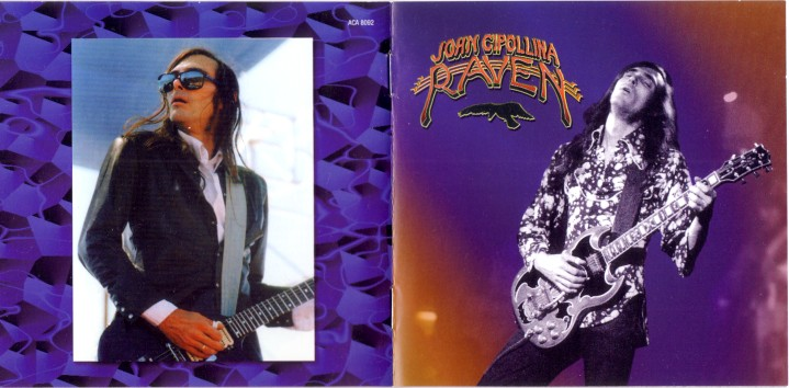 John Cipollina Discography John Cipollina S Raven